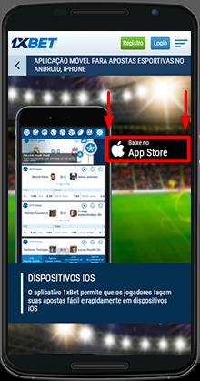 1xbet app ios